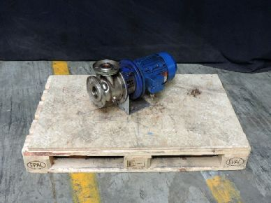 KSB Etachrom-B 40-125/302.1 Centrifugal pumps