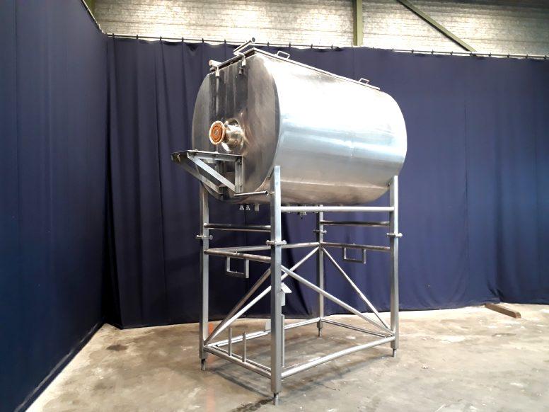 N.N. Mixing tank Batch mixers