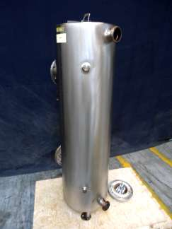 CTC SKR X 222 - 1.0 Tubular heat exchangers not sanitary