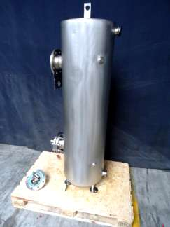 CTC SKR X 118-1.0 Tubular heat exchangers not sanitary