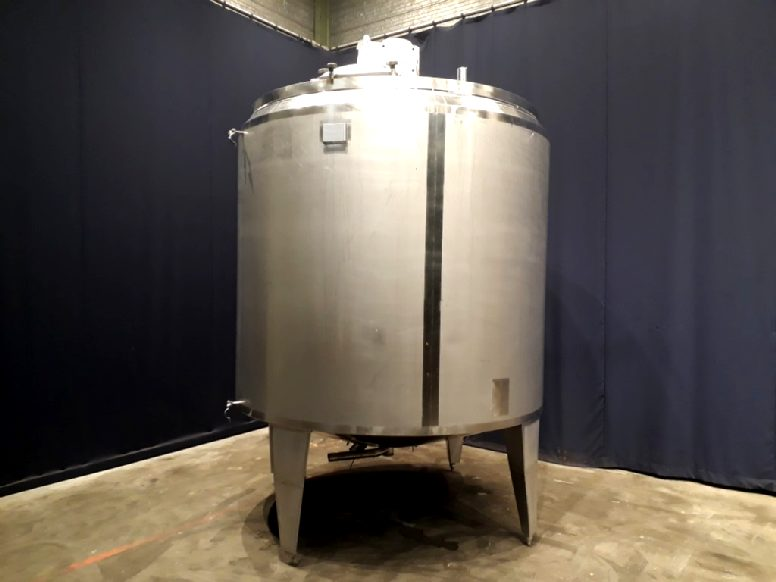 Veenbrink 375 CW 1 Process tanks