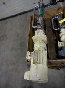 - Eccentric screw pumps