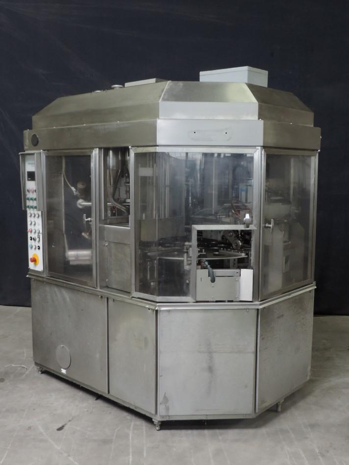 Ampack Ammann RM 3/2 Cup filling machines