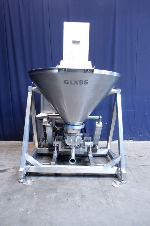 Waukesha 0134 Lobe rotary pumps