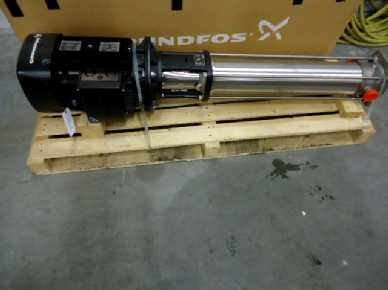 Grundfos CRN20-16 SF-CX-GI-E-HQQE Centrifugal pumps