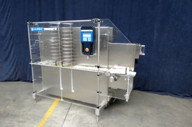 Alpma Vestor 2 Cheese equipment
