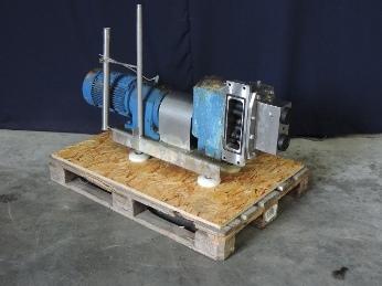 APV R6RI Lobe rotary pumps