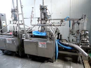 APV FMG Butter/Margarine filling machines