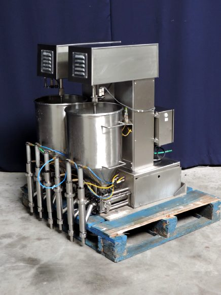 Turbo Systems M103P Dosing machines