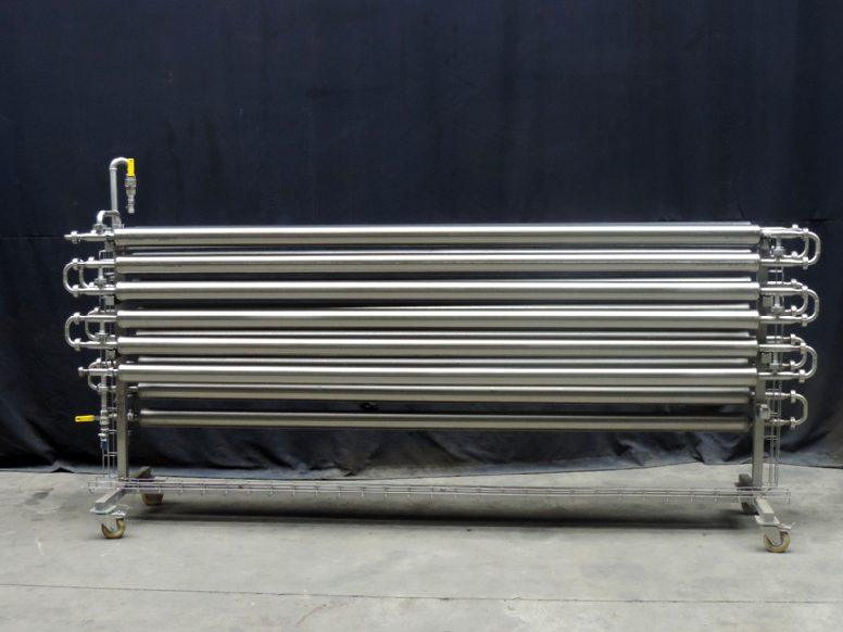 WM Q-329 DN19 Tubular heat exchangers
