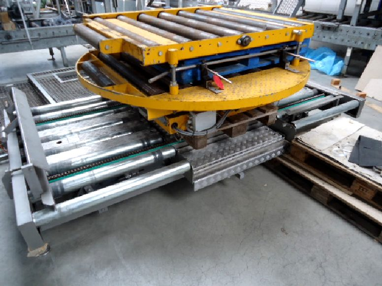 - Transport conveyors