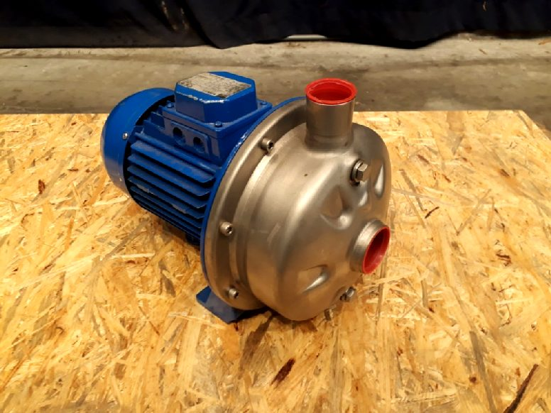 CDX/A 70/05 Centrifugal pumps