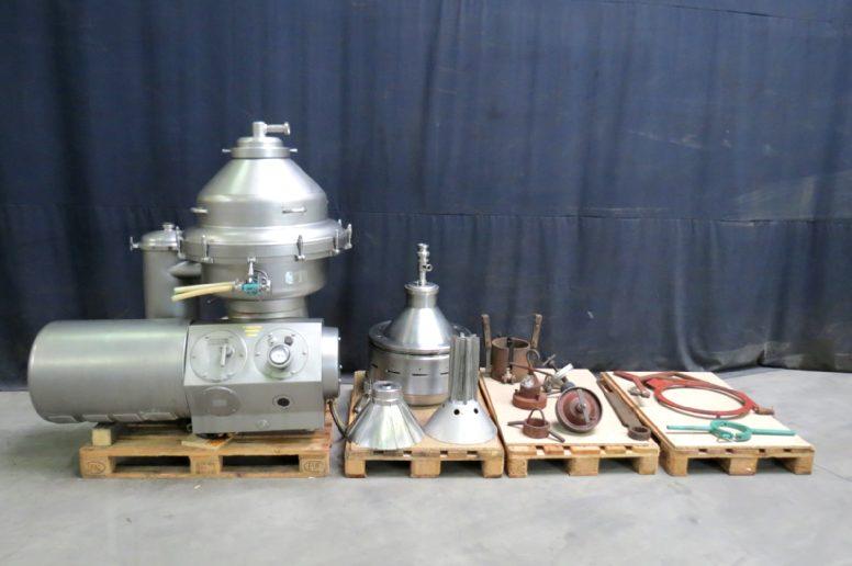 Alfa Laval MRPX 314TGV-74C/4271-1 Cream separators