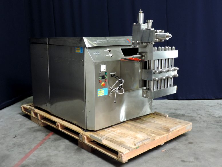 APV Rannie 75.118 High pressure homogenisers