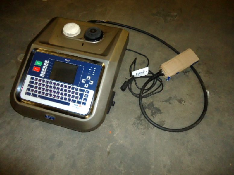 6900 P692 Label and coding machines