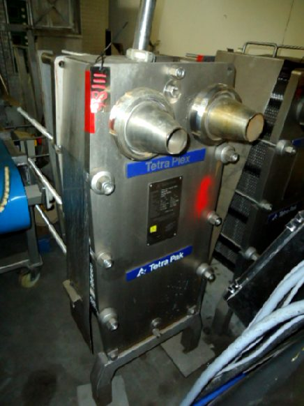 Tetra Pak MS10-SR Plate heat exchangers