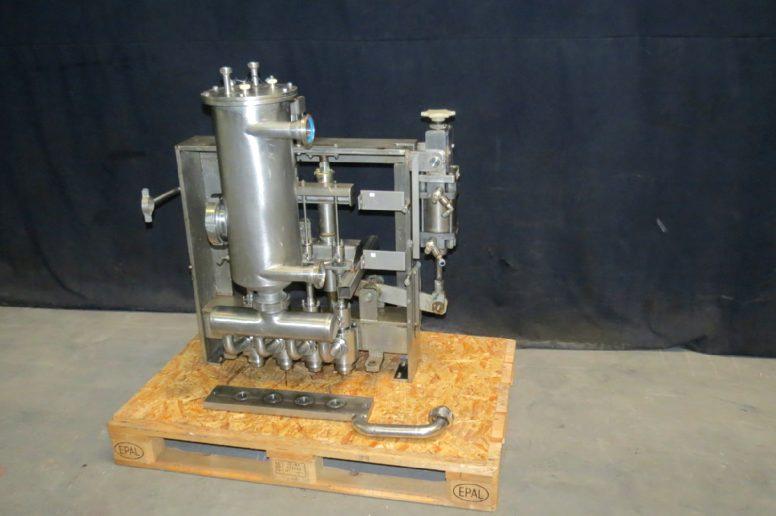 Ampack Ammann - Dosing machines