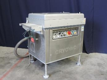 Cryovac VC 14 RH Vacuum form/filling and sealing machine