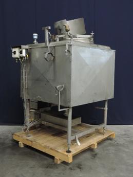 APV TB 1000 Powder dissolvers