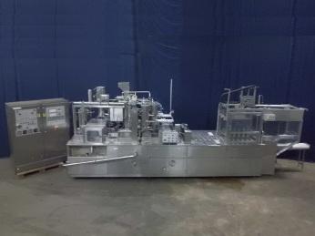 Ampack Ammann AA4-73 Cup filling machines