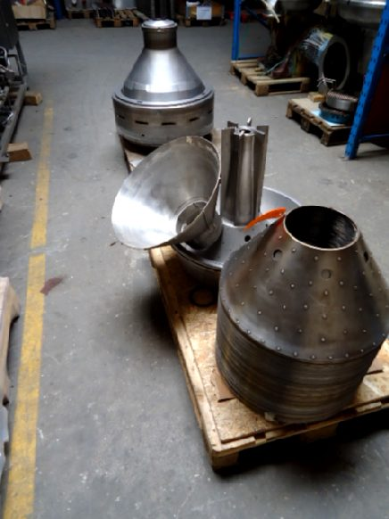 Alfa Laval MRPX418-TGV Other separators