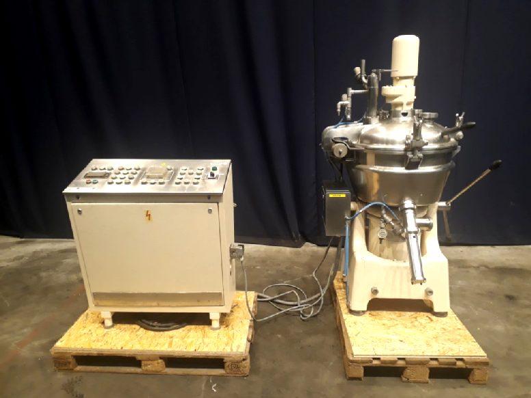 Inoxpa Blender Powder dissolvers
