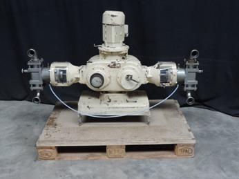 Bran + Lubbe N-C 32 Piston pumps