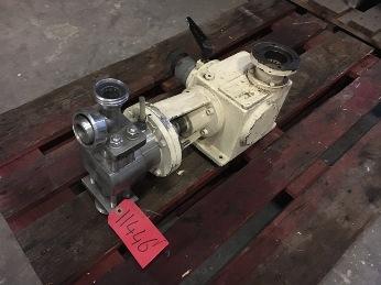 Bran + Lubbe - Piston pumps