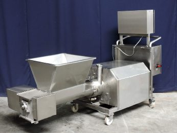 Meginis Micro cutter Processed cheese equipment