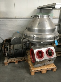 Alfa Laval MRPX418SGV-34C Andere Separatoren