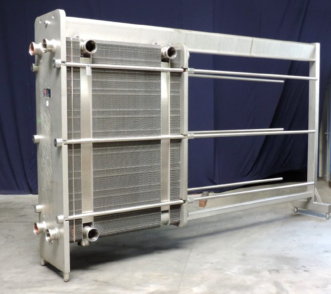 APV - Plate heat exchangers