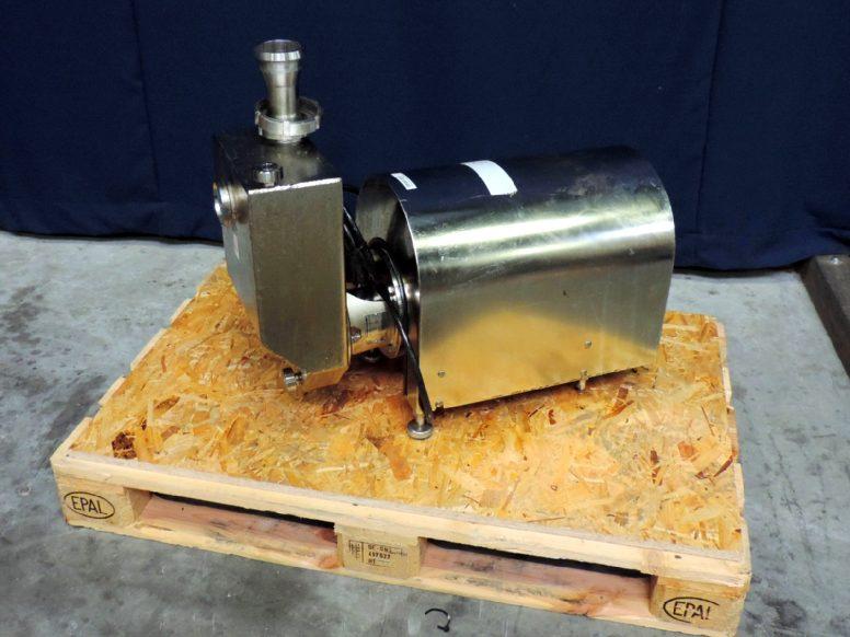 Packo SCP2/50-125/552 Self-priming pumps