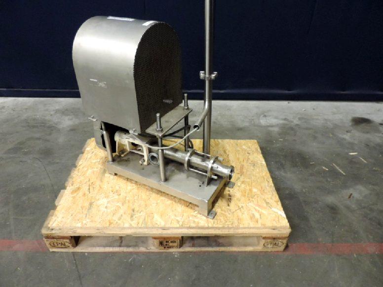 Johnson FA1CSSB1SAA Eccentric screw pumps