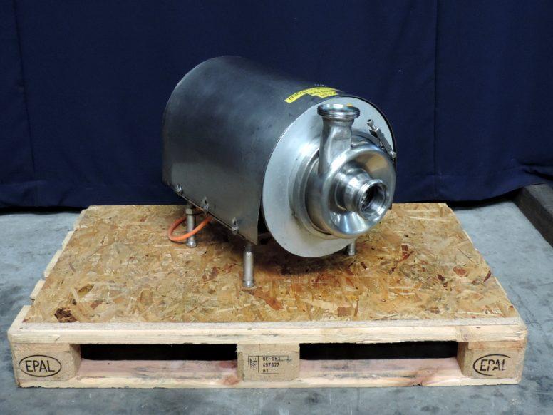APV Paasch Silkeborg ZMH Centrifugal pumps
