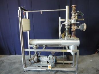 Hotwater set Buizenwarmtewisselaar niet sanitair