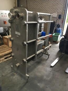 APV N35 RKS Plate heat exchangers