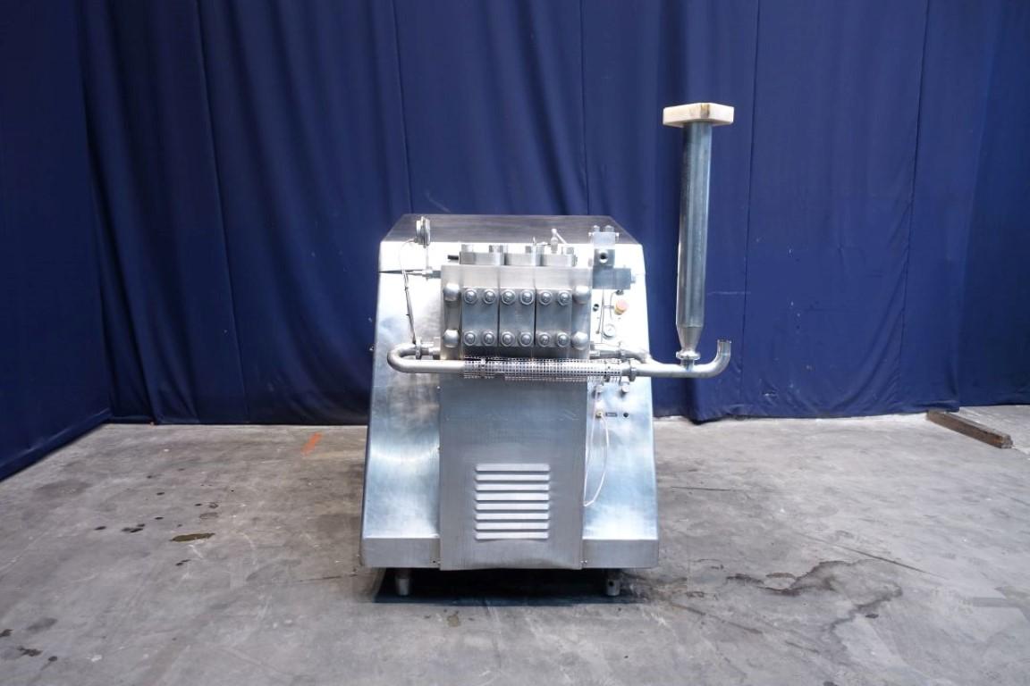 APV Schroder 2114MC45-5TPSX Homogenizadores de alta presión
