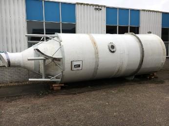 Beijdelij - Storage tanks