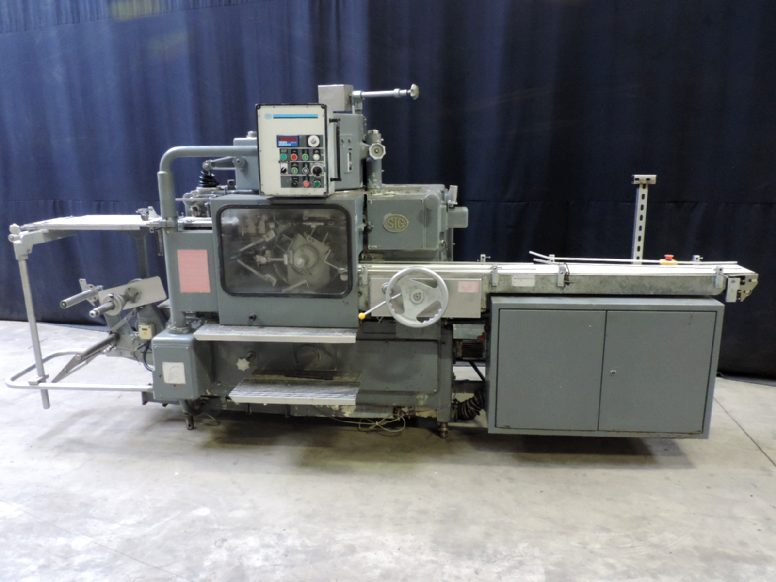 SIG F140 Butter/Margarine filling machines