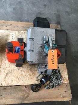 ABM Nederland Aandrijftechniek B.V. CH1 250.8-1 Separatoraccessories