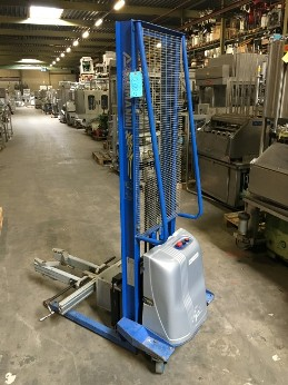 Armanni Carrello Elevatore Alfa Small SL 12V 55/16 Autre machine