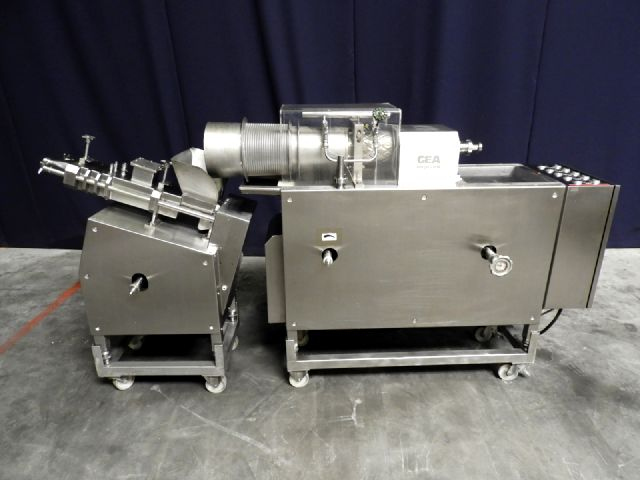 GEA Ahlborn 316/20 Butter equipment