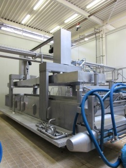 MKT Presswanne Cheese equipment
