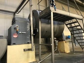 Simon Freres ISIGNY Оборудование по производству масла