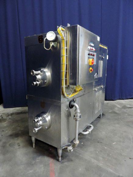 Schröder - Scrape heat exchangers