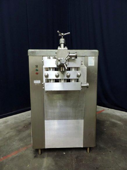 Rannie BT45.72 High pressure homogenisers