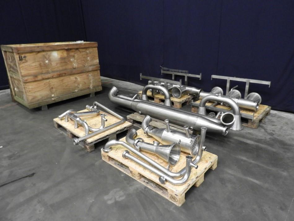 Tetra Pak Allcross UF Ultra filtration units