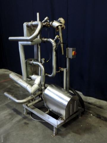 Swep B60Hx30717-SC-S 2''+2 Plate heat exchangers