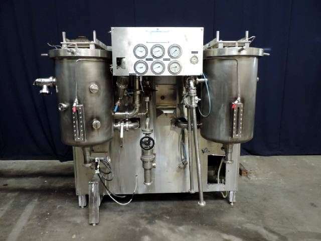 Kustner Sterilchoc FP-2000 Processed cheese equipment