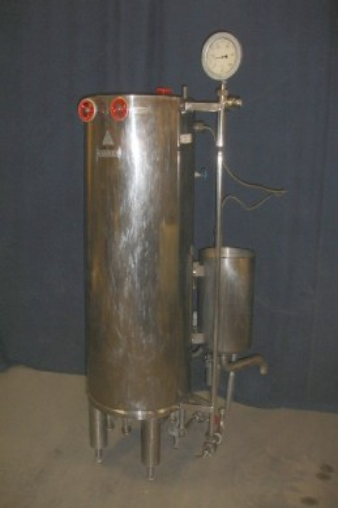 Stork DS 1525 Tubular heat exchangers